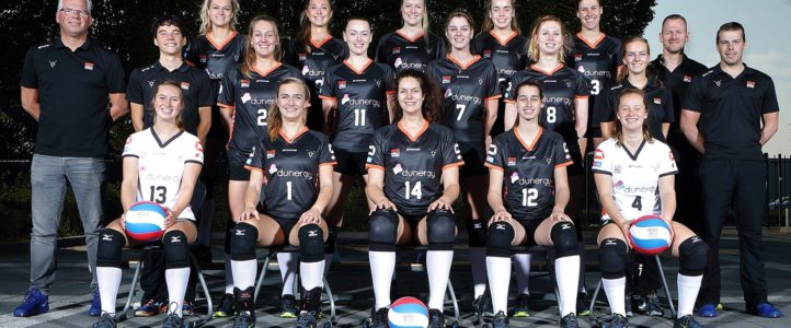 Regio Volleybal Zwolle now sponsored by Vesta Chemicals